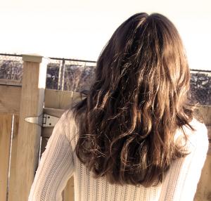 髪のボリュームアップ