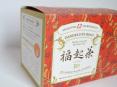 育毛のお手入れの中で、お茶の役割は何ですか?