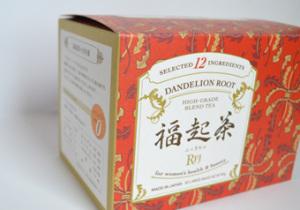 タンポポ根の育毛茶
