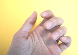 爪と髪の関係