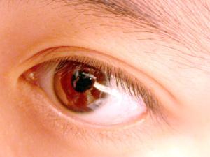 眼精疲労と薄毛
