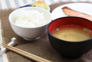 日本食で髪フサフサ