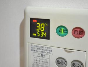 シャンプーの適温